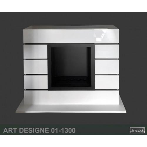 Пристінний биокамин Kami Art Designe 01-1300