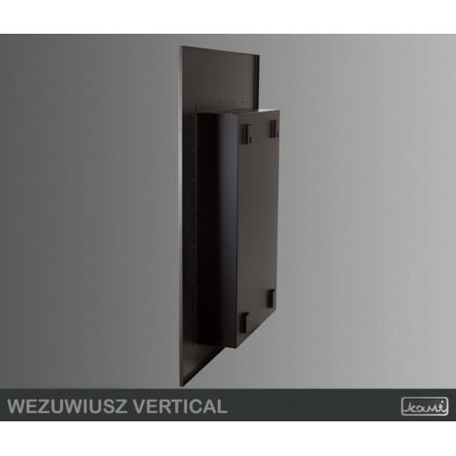 Біокамін Kami Wezuwiusz Vertical