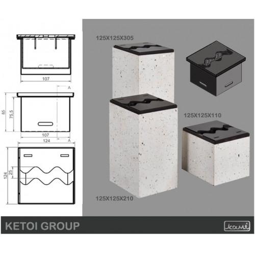 Біокамін Kami Ketoi Group