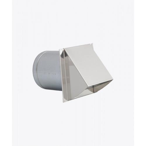 Елемент для забору повітря, CZNP, білий Ø 100мм