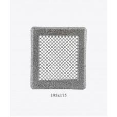 Вентиляционная решетка Р2 античное серебро