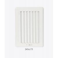 Вентиляционная решетка Рж3 белая light