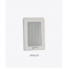 Вентиляционная решетка Рж1 белая light