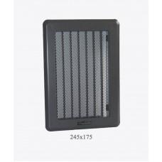 Вентиляционная решетка Рж3 графит light