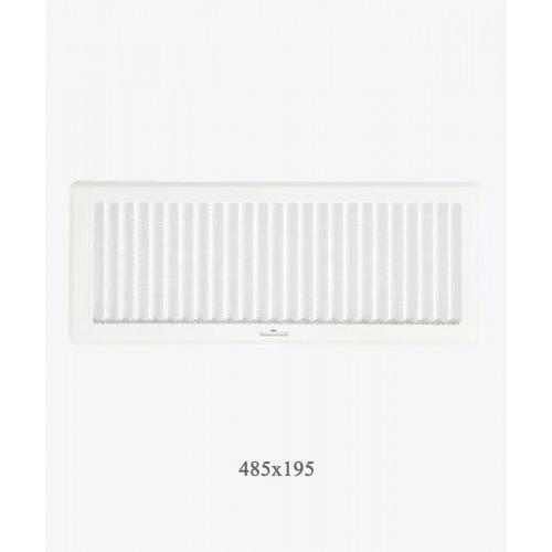 Вентиляционная решетка Рж5 белая light