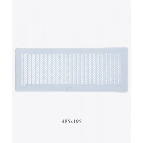Вентиляційна решітка Рж5 біла