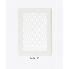 Вентиляционная решетка Р3 белая light