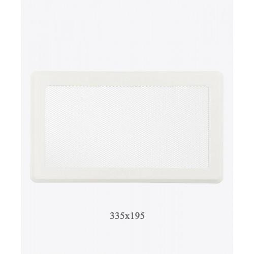 Вентиляційна решітка Р4 біла light