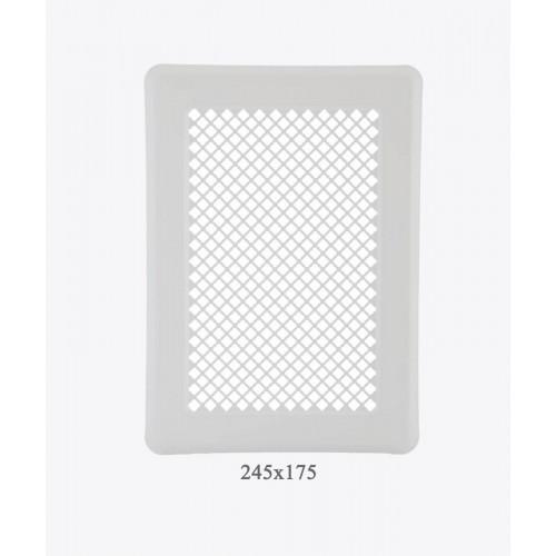 Вентиляційна решітка Р3 біла