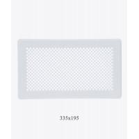 Вентиляционная решетка Р4 белая
