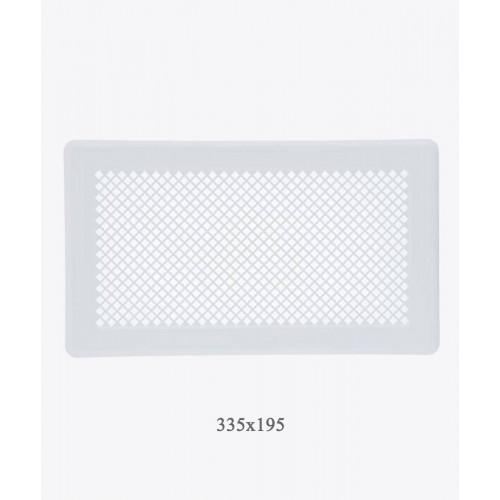Вентиляційна решітка Р4 біла