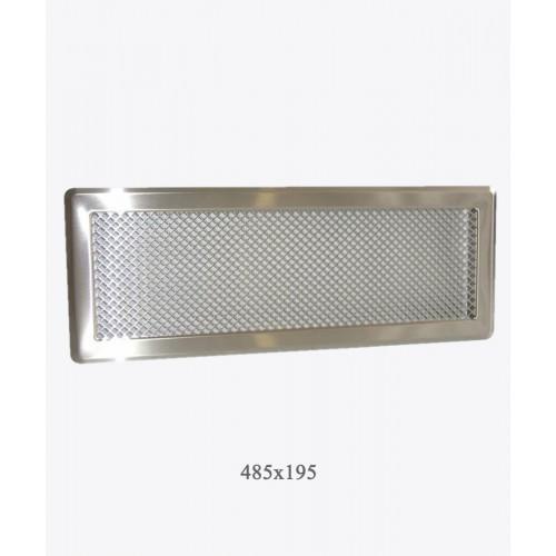 Вентиляційна решітка Р5 хром