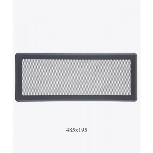 Вентиляційна решітка Р5 light, 485х195мм, графіт