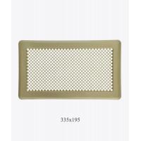 Вентиляционная решетка Р4  лак. латунь