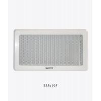 Вентиляційна решітка Рж4 біла light