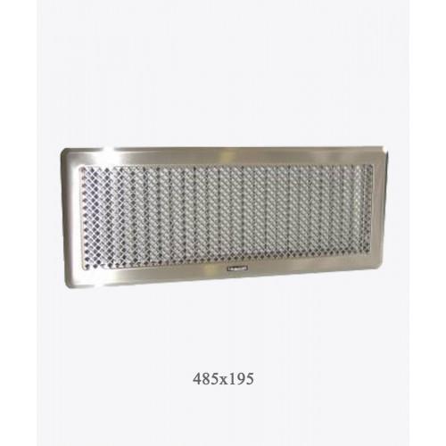 Вентиляційна решітка Рж5 хром