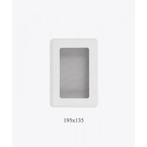 Вентиляційна решітка Р1 біла light