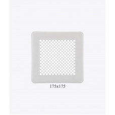 Вентиляционная решетка Р14, (175х175мм) белая