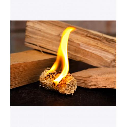 Розпалювачі з деревної шерсті