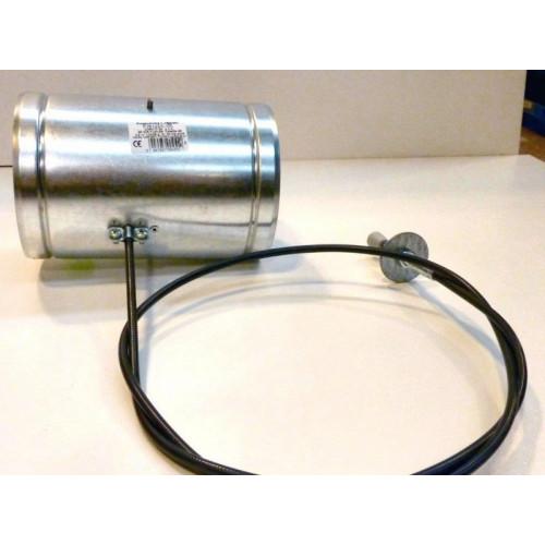 Дросельний клапан з гнучкого подовжувач Darco PJS