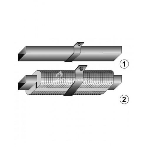 Рукав для термічної ізоляції REKP, 10м