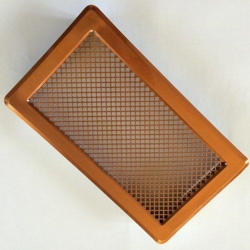 Вентиляційна решітка Р4 лак. мідь