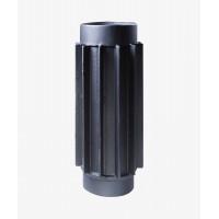Чугунная дымоходная труба – радиатор
