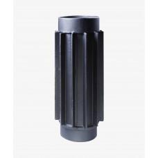 Чавунна димохідна труба - радіатор
