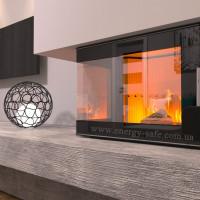 Як зробити сучасний камін з ефектом опалення