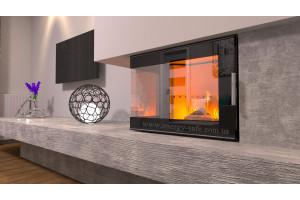 Как сделать современный камин с эффектом отопления