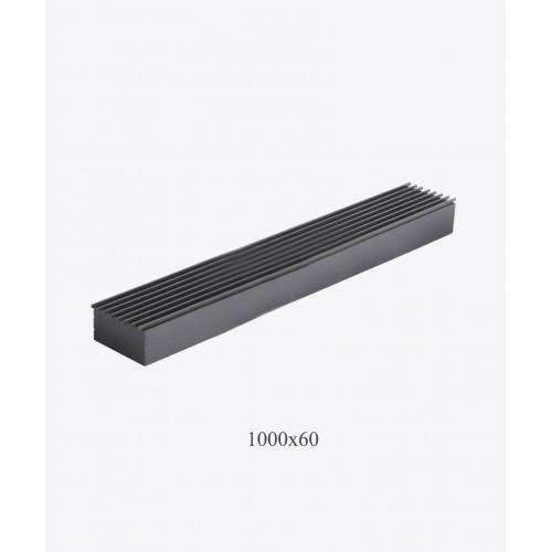 Решітка металева Loft, 1000х60