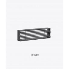 Металлическая решетка Loft, 350х60