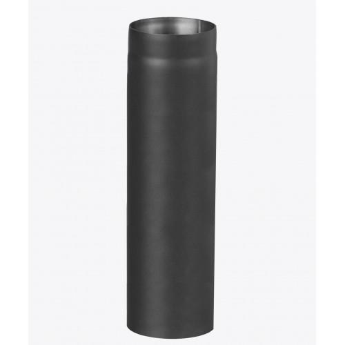 Димохідна труба з чорної сталі, 1м