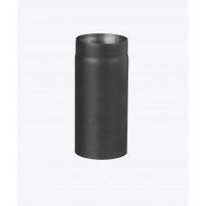 Дымоходная труба из черной стали, 500мм