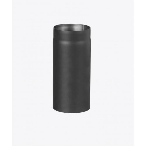 Димохідна труба з чорної сталі, 500мм
