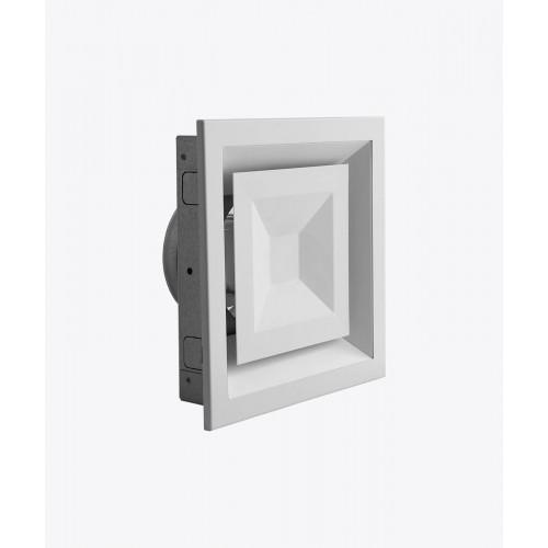 Анемостат квадратний ASK125-ML (білий)