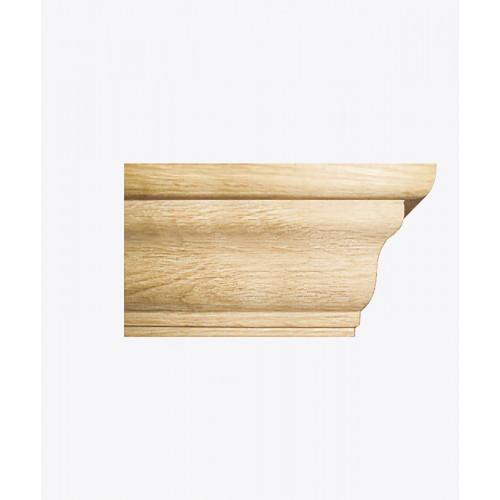 Дерев'яна балка фігурна велика №1 Браво