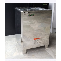 Електрокам'янка для лазні EcoFlame SAM D-12, 12 кВт + пульт CON6