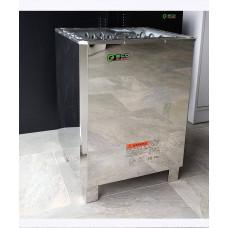 Электрокаменка для бани EcoFlame SAM D-12, 12 кВт + пульт CON6